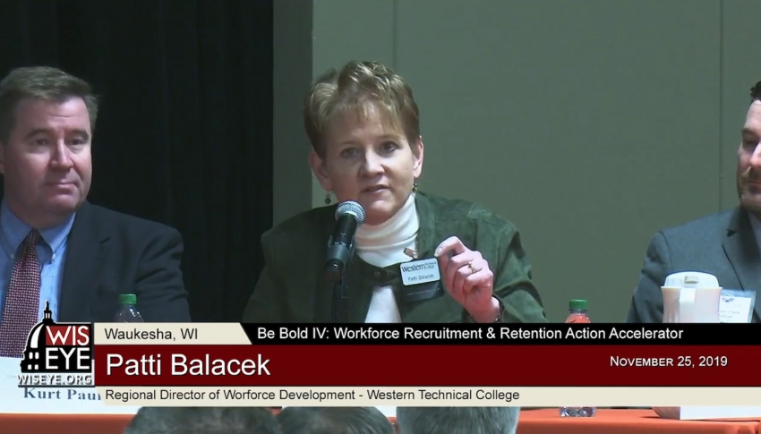 Action Accelerator Panel 2: High Stakes & Pain Points - A Public Sector Perspective on Wisconsin's Workforce