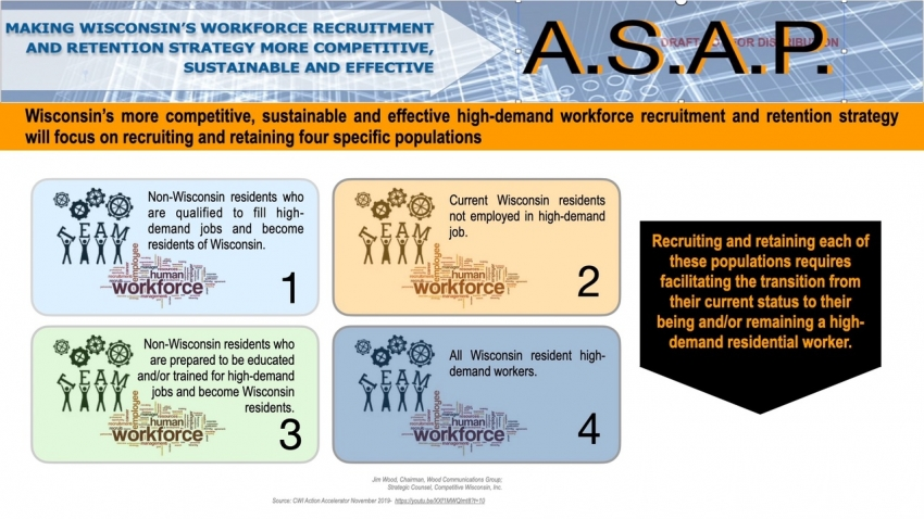 Recruitment and Retention Targets and Mechanisms
